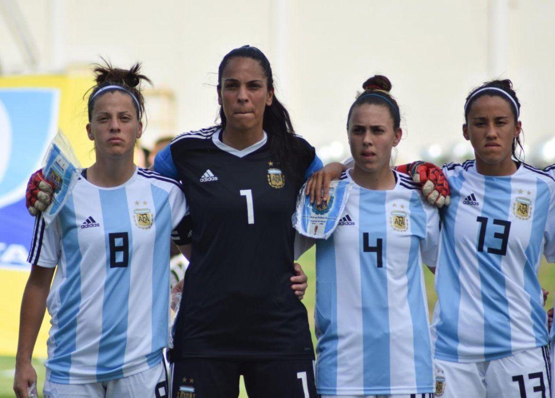 La selección femenina cerró su gira de preparación
