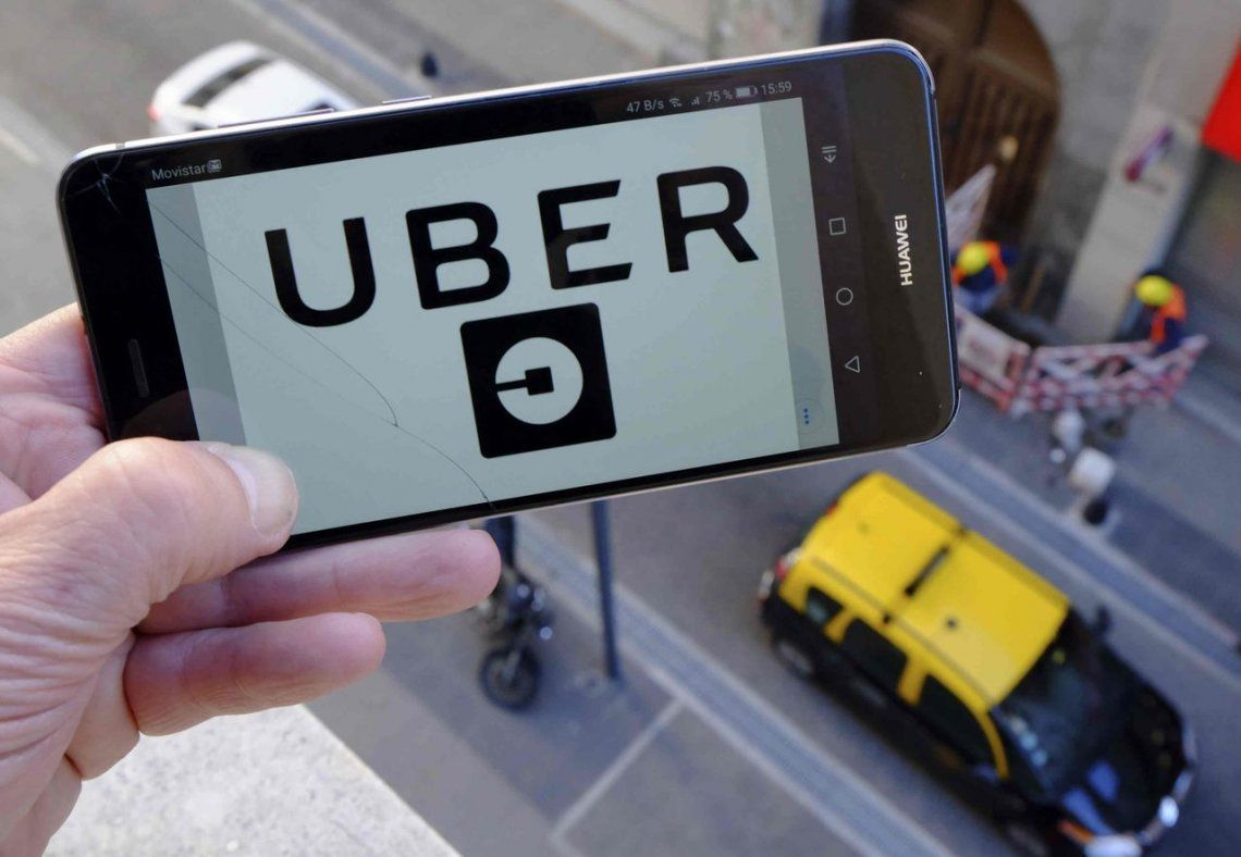 Policía conductor de Uber mató a un ladrón