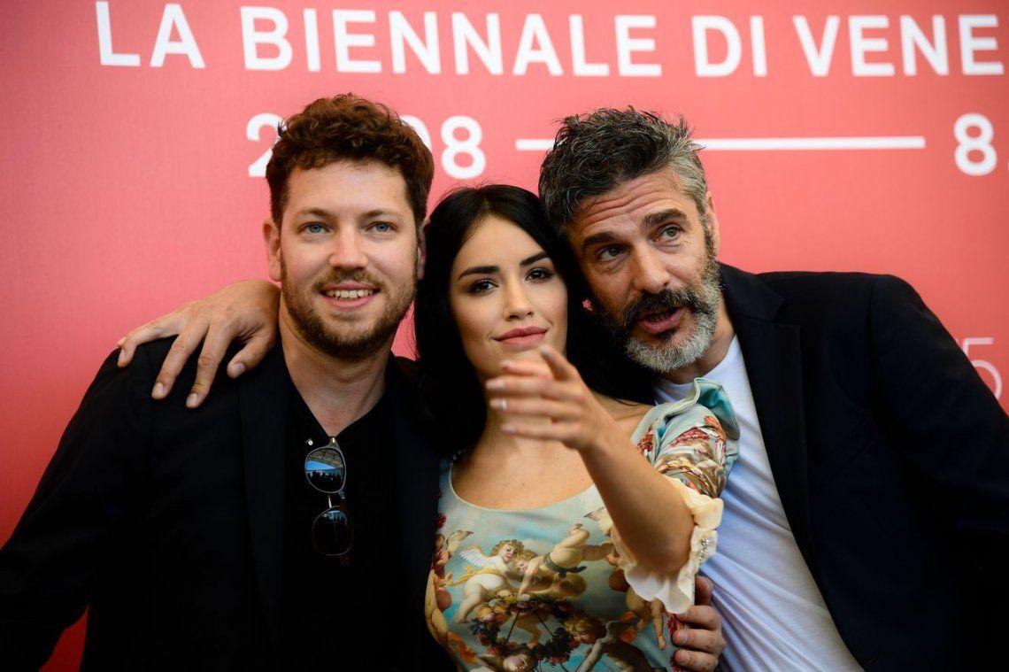 Toda la frescura de Lali Espósito en el festival de Venecia