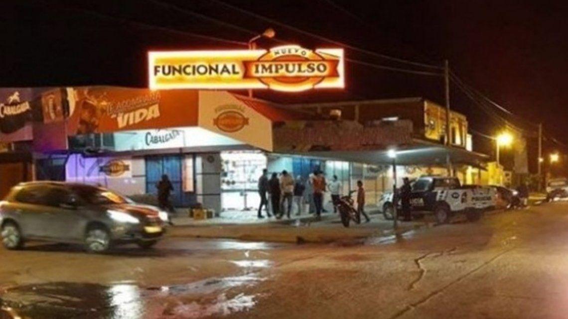 Chaco: confirmaron que la bala que mató al menor en el intento de saqueo era de uso civil