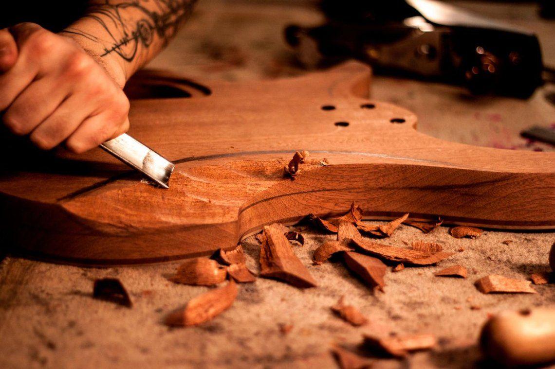 Llega la tercera edición de la Expo Luthiers en la Universidad de Lanús