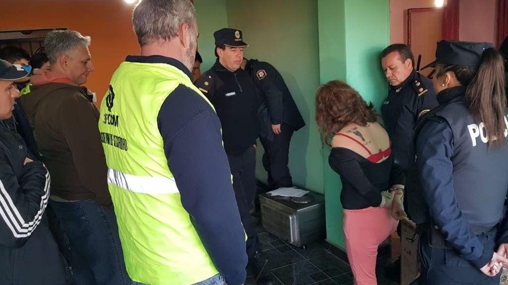 Seis detenidos durante operativo contra el narcotráfico en Fuerte Apache