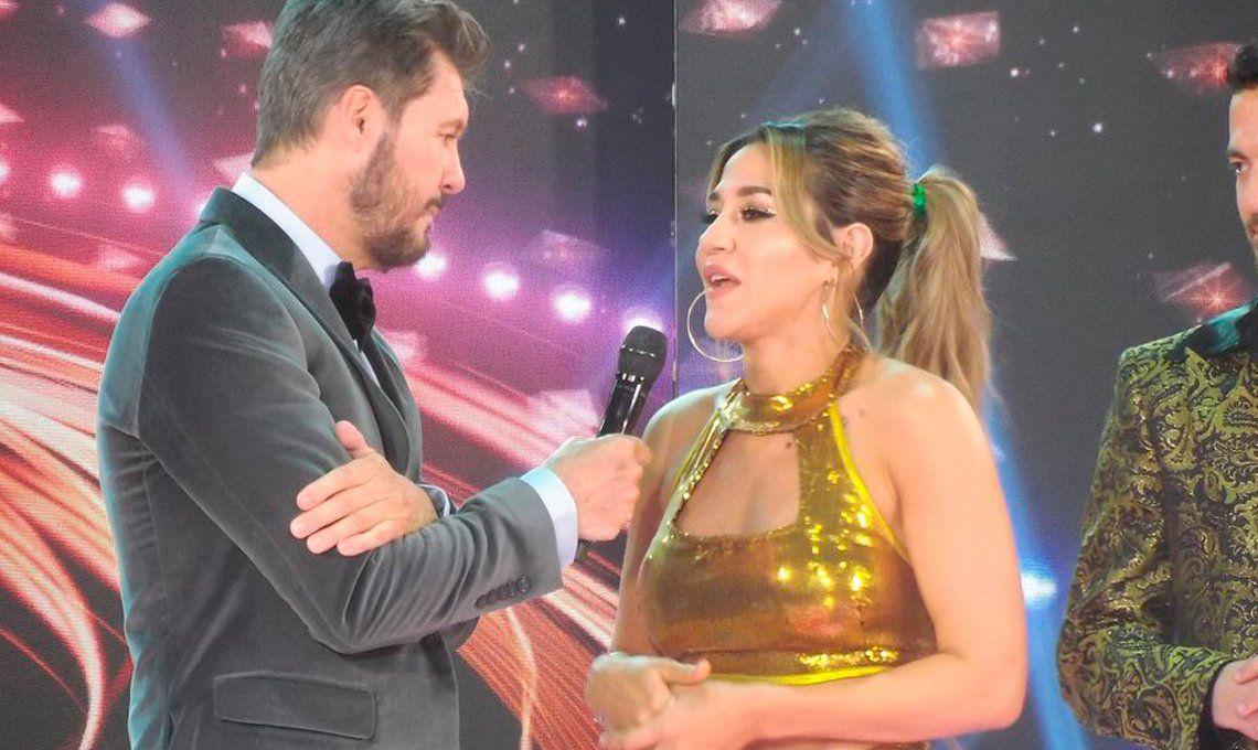Video | Jimena Barón le puso ritmo a la noche del Bailando