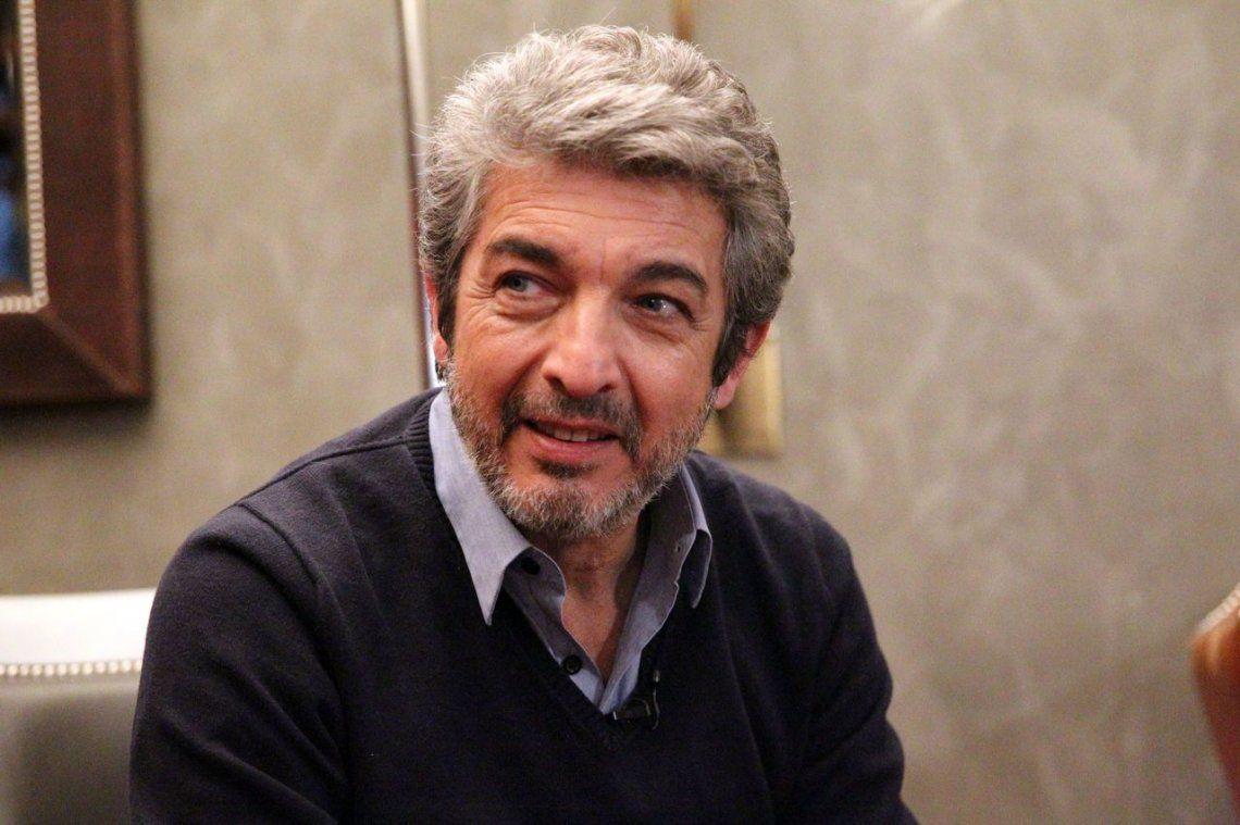Ricardo Darín apoyó el reclamo de los actores: Nuestra actividad es esencial
