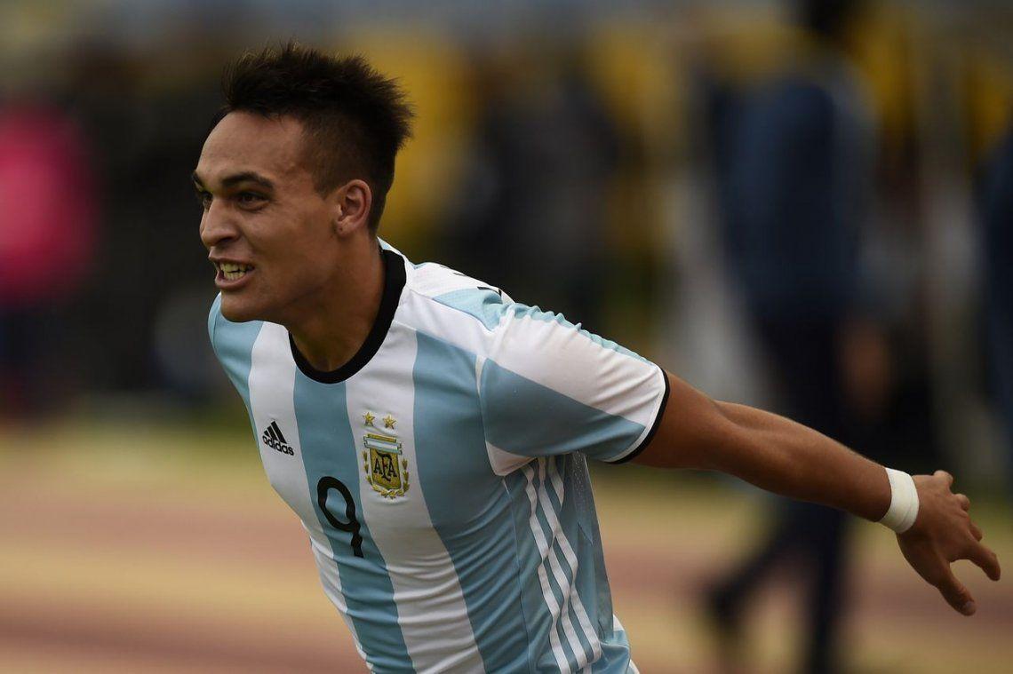 Confirmado: Lautaro Martínez no jugará los amistosos con la Selección