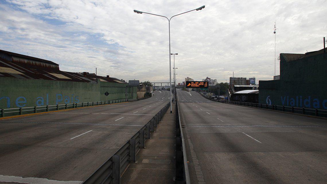 Vivo | El estado de los accesos desde el sudeste a la Ciudad de Buenos Aires