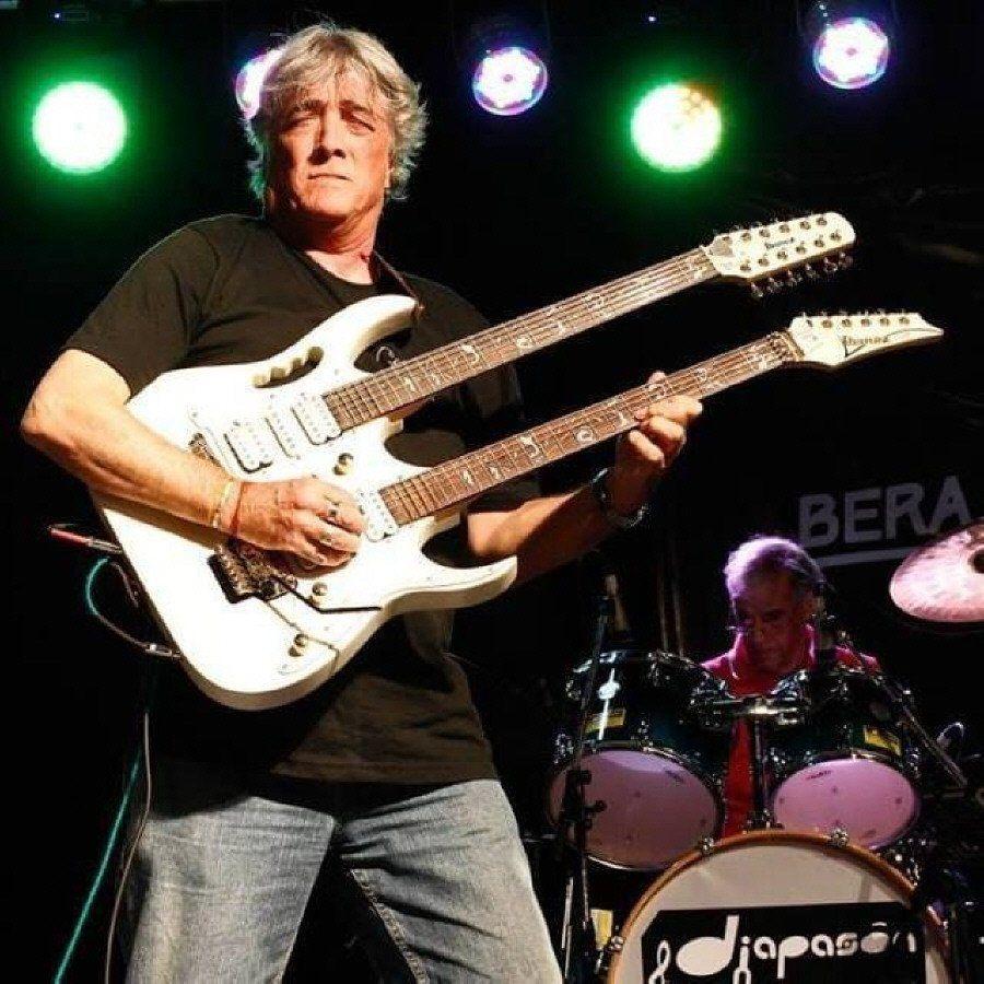 Carlos Stefan: un artista que mantiene intacta la esencia del rock