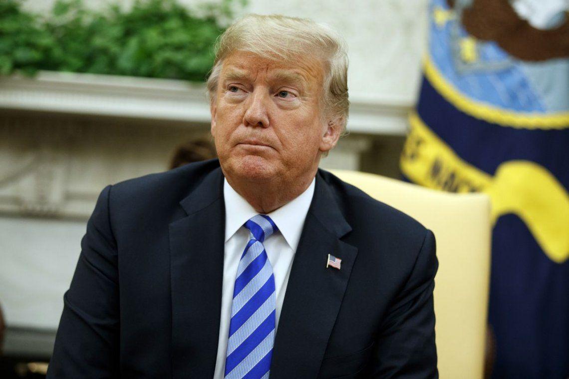 Errático y amoral: las lapidarias críticas contra Trump de uno de sus funcionarios