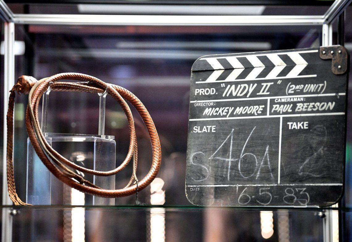 Subasta de película en Londres