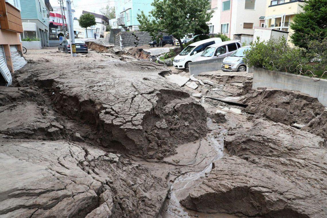 Japón-Chile suspendido por un fuerte terremoto en la isla de Hokkaido