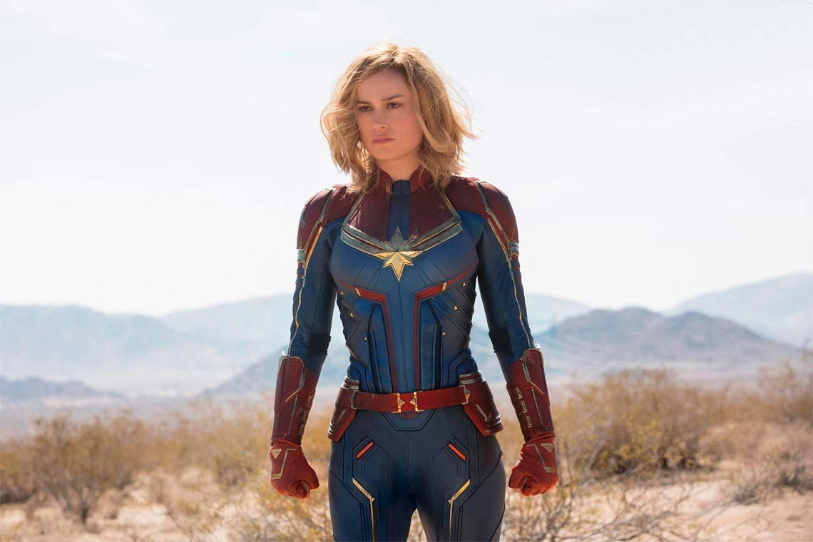 7 datos imperdibles sobre Capitana Marvel, la superheroína definitiva encarnada por Brie Larson