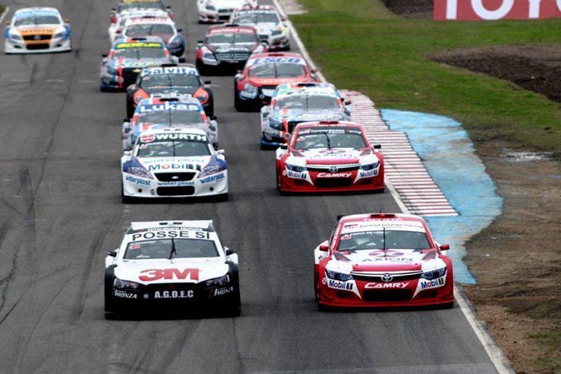 El cronograma de días y horarios del Top Race en Buenos Aires