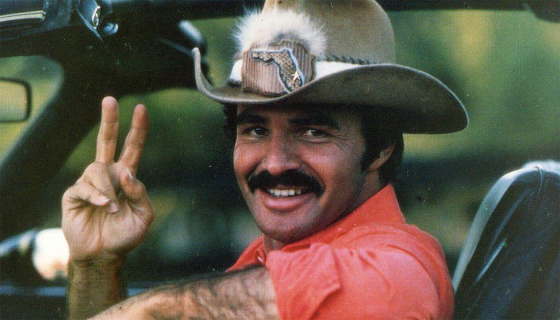 Murió Burt Reynolds, leyenda del cine de los 70s