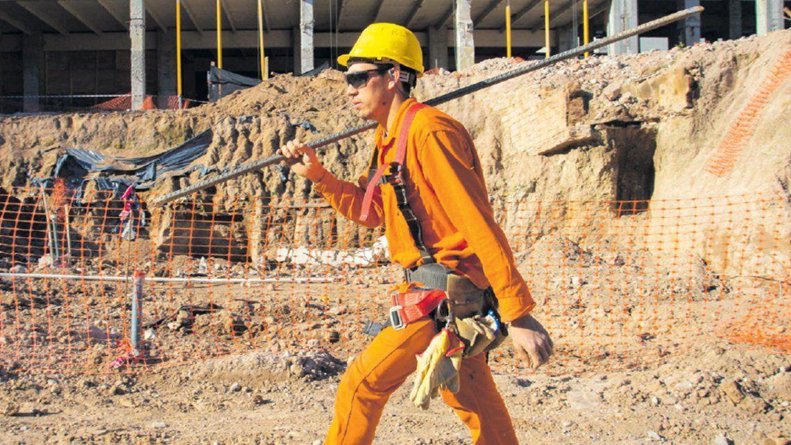 Menos venta de materiales para la construcción