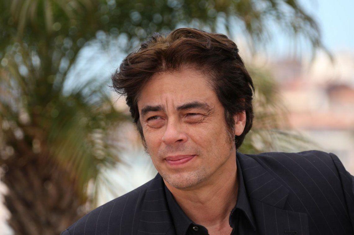 Benicio Del Toro: Lograr lo que te gusta te hace feliz
