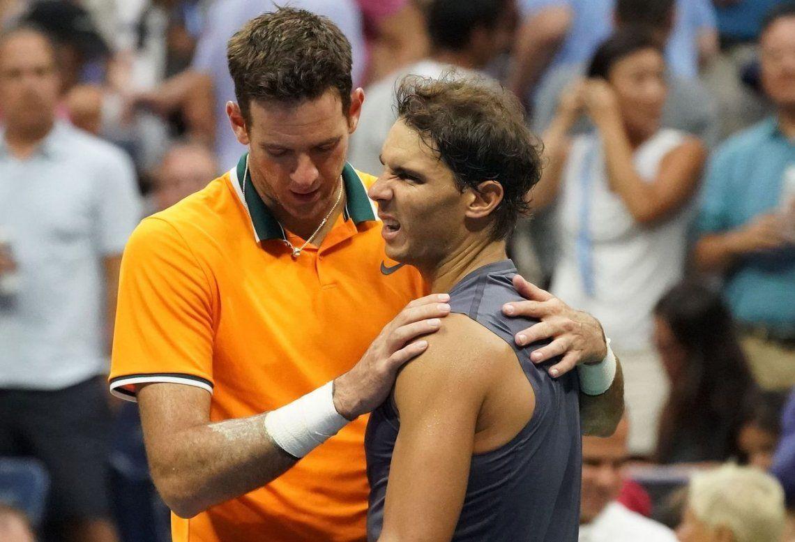US Open 2018: Del Potro y Djokovic jugarán la final del Abierto de Estados Unidos