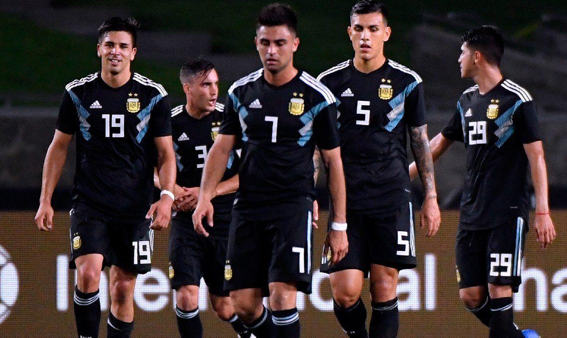 El uno por uno de Argentina ante Guatemala
