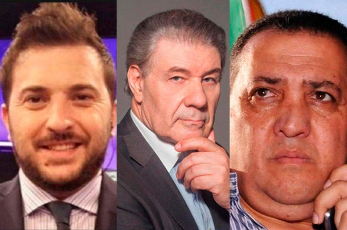 Denunciaron a Brancatelli, DElía y Víctor Hugo Morales por alertar sobre la vuelta de un corralito