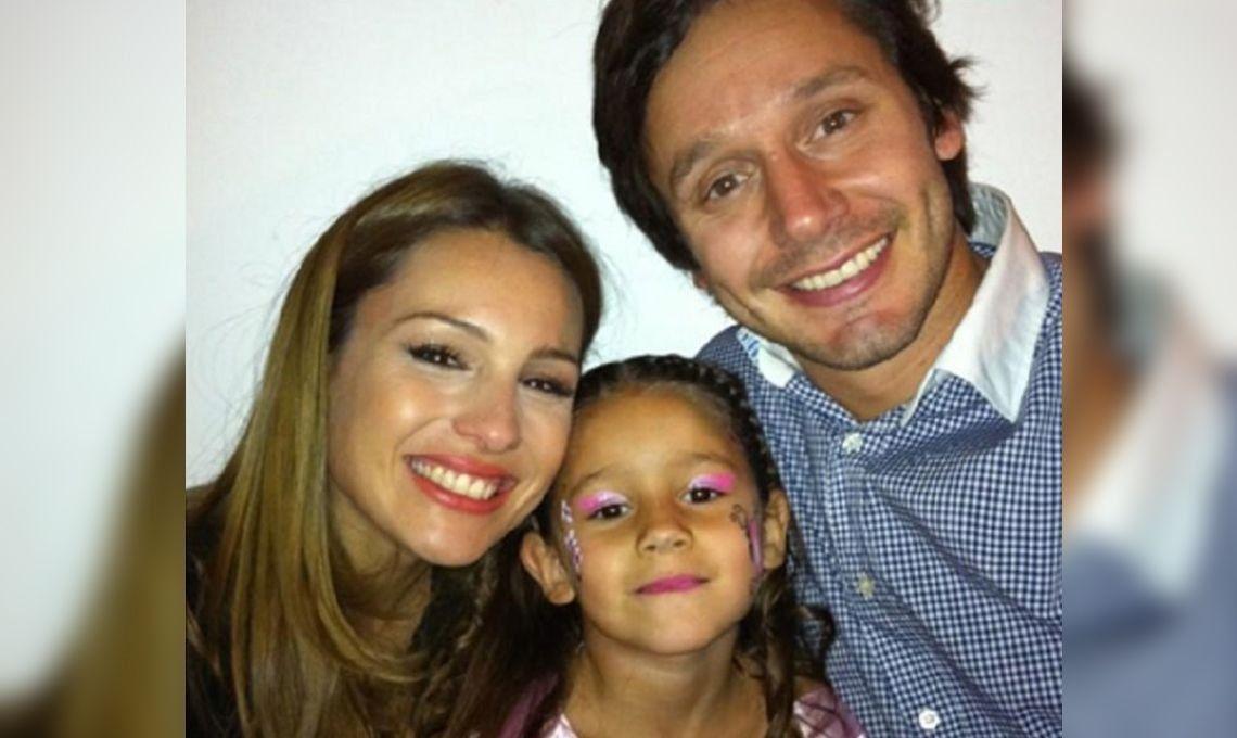 Por separado, Benjamín Vicuña y Pampita recordaron a su pequeña hija que falleció a los 6 años