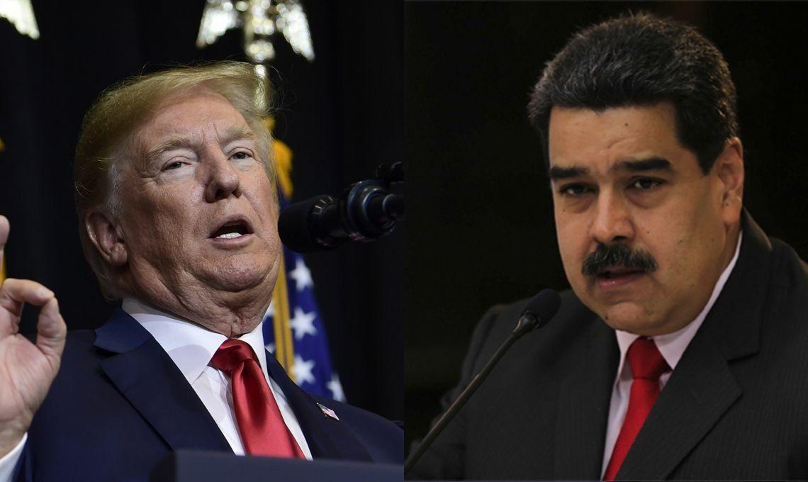Estados Unidos: funcionarios de Trump evaluaron un golpe de estado con militares venezolanos para derrocar a Maduro
