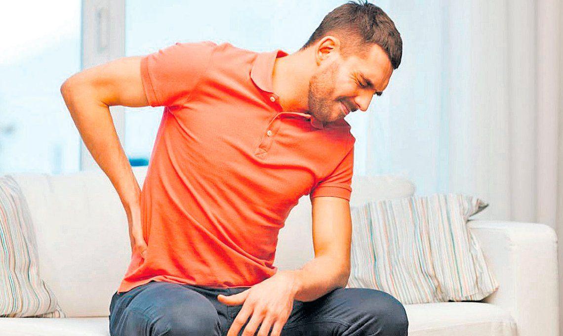 Dolor de espalda crónico: ¿cuándo hay que consultar?