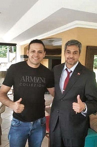 Capo narco paraguayo pone en aprietos a Abdo