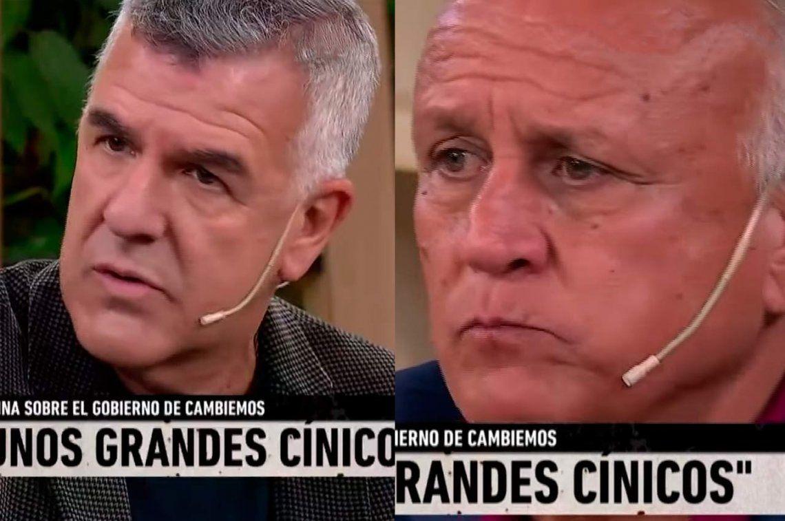 La grieta en Los Midachi | Del Sel defendió a Macri y Dady lo cruzó: Quiero que el gobierno se quede hasta el final así no los votan más