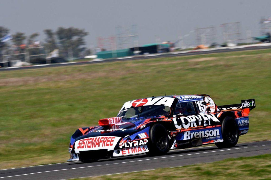 Rossi cortó la mala racha y se quedó con la victoria en Paraná