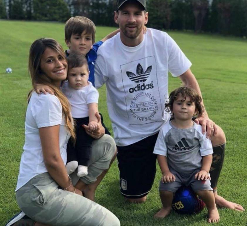 ¿Una señal? La foto familiar de Messi que ilusiona con el regreso a la Selección