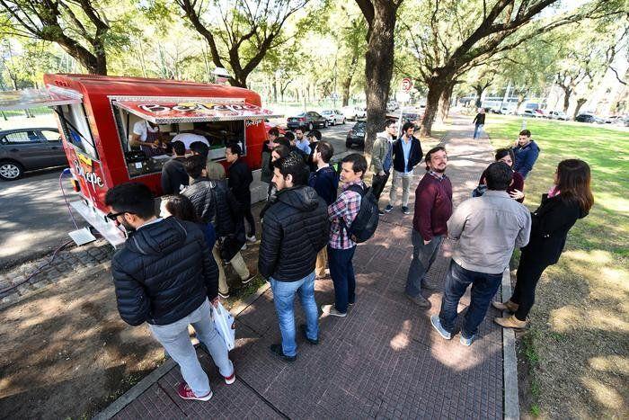 Patricios ya tiene los primeros food trucks