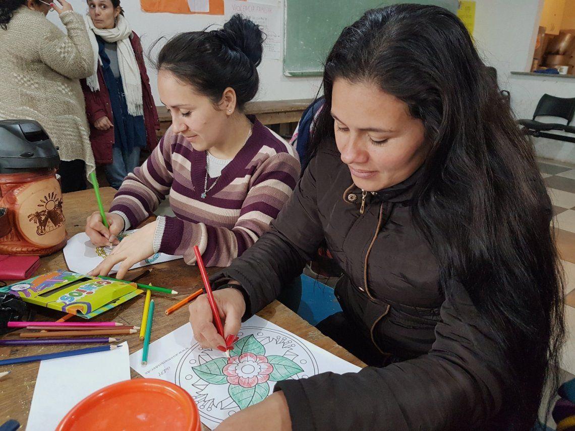 La Fundación Pilares celebró el Día del Inmigrante