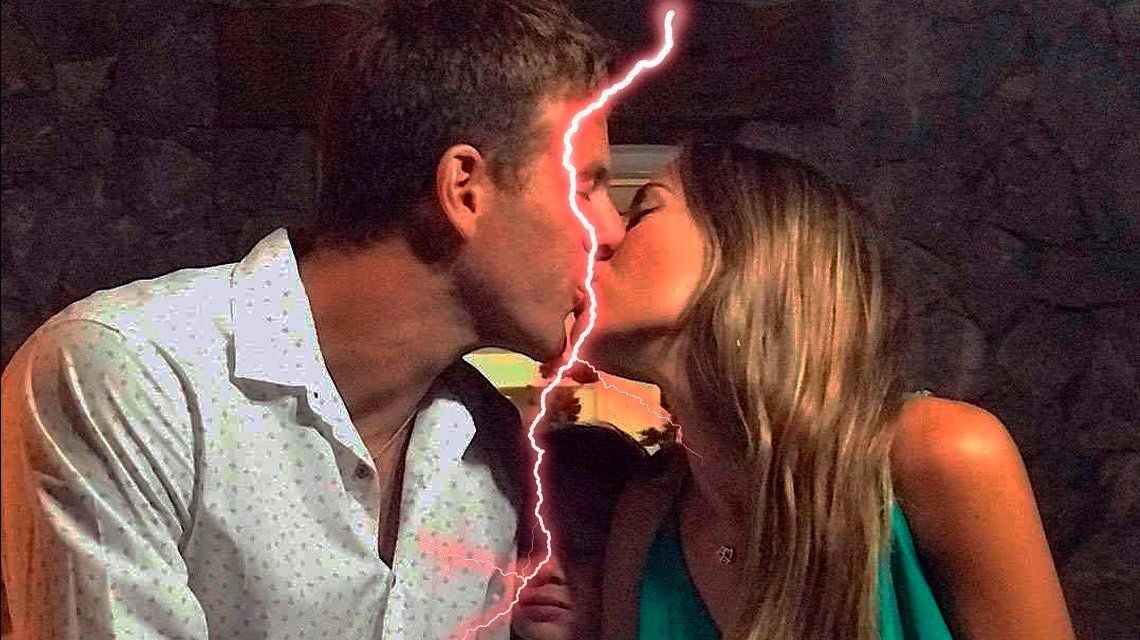 ¿Fin del amor? Del Potro y Jimena Barón se habrían separado