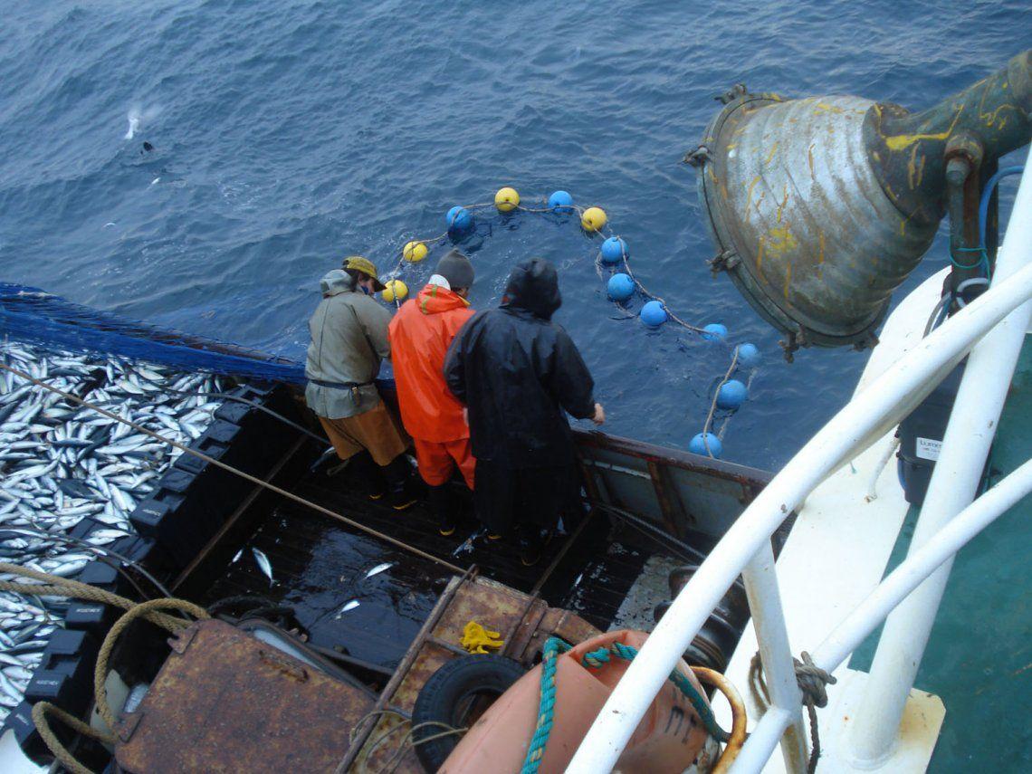 Pesqueros rompieron el techo de las paritarias y lograron un aumento del 117%