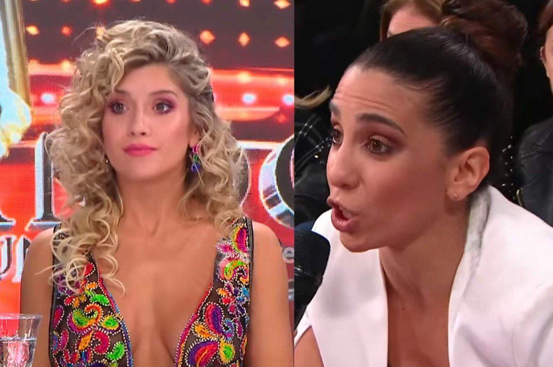 Segundo round por las fotos de la discordia de Laurita y Cinthia Fernández