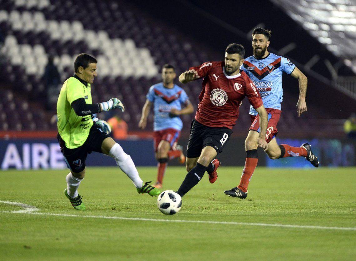 Las mejores fotos de la victoria de Brown de Adrogué ante Independiente