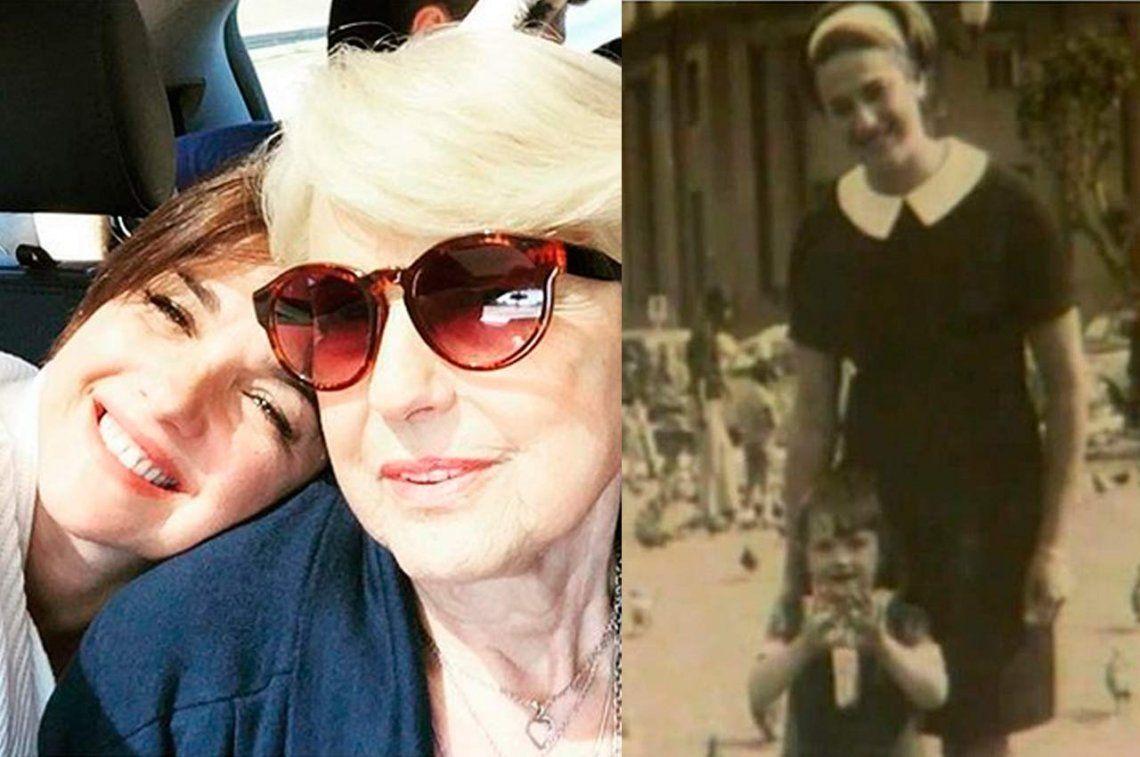 Murió la mamá de Araceli González: su sentido mensaje en las redes sociales