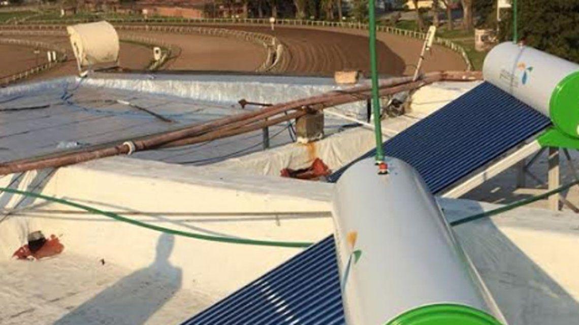 El hipódromo de La Plata apuesta a la energía solar