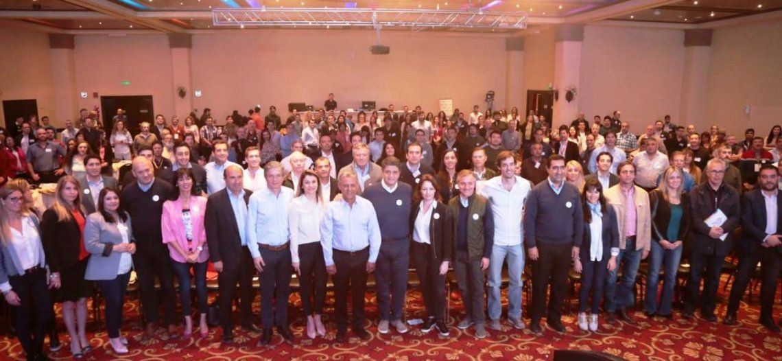 Jorge Macri inauguró en Neuquén otra Escuelita de intendentes
