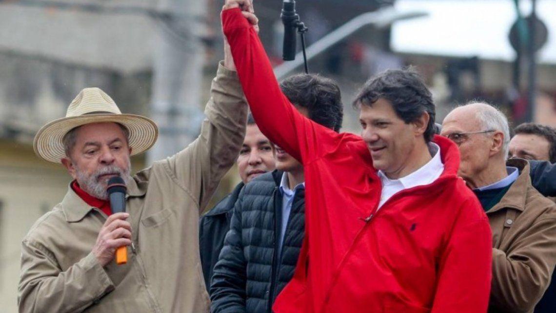 En busca de los votos| Lula y Haddad analizan armar un frente amplio