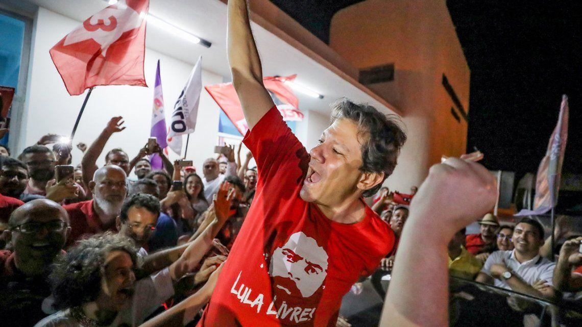 Elecciones en Brasil: Fernando Haddad, el delfín de Lula que busca la presidencia