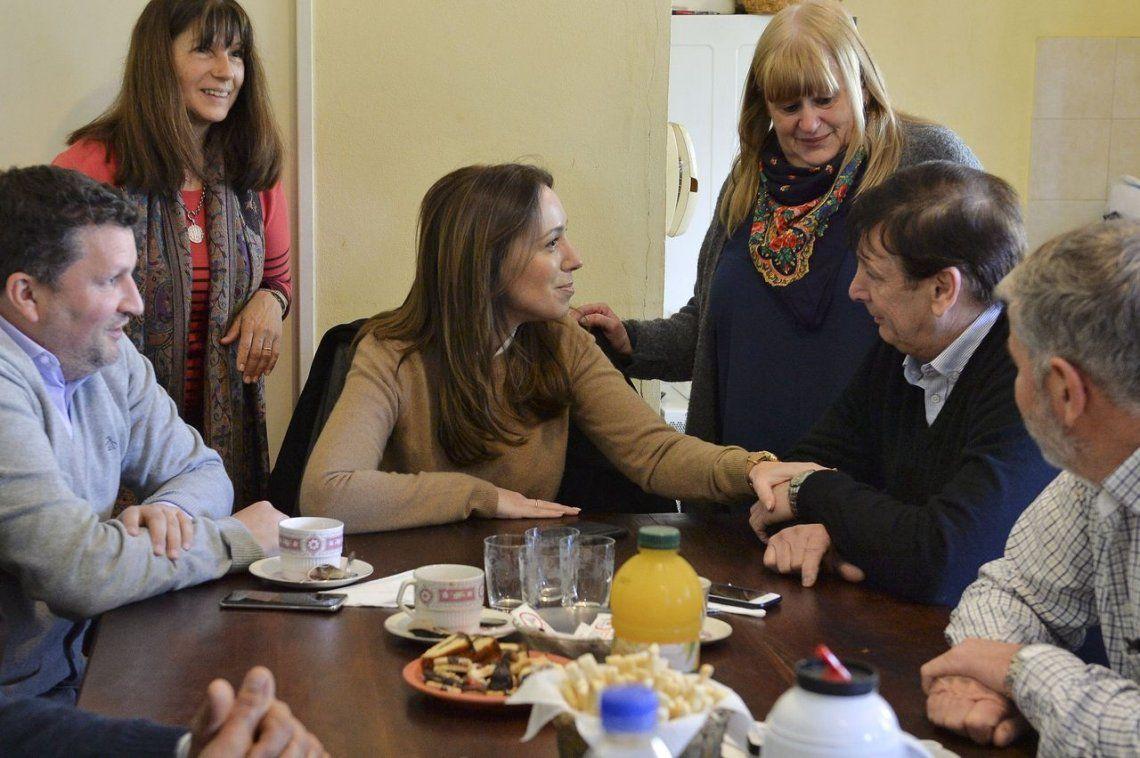 Con Peña y Vidal a la cabeza, Cambiemos volvió al timbreo