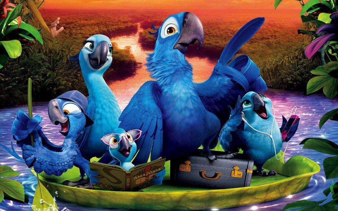 El perico azulado que inspiró la película Río fue declarado en extinción