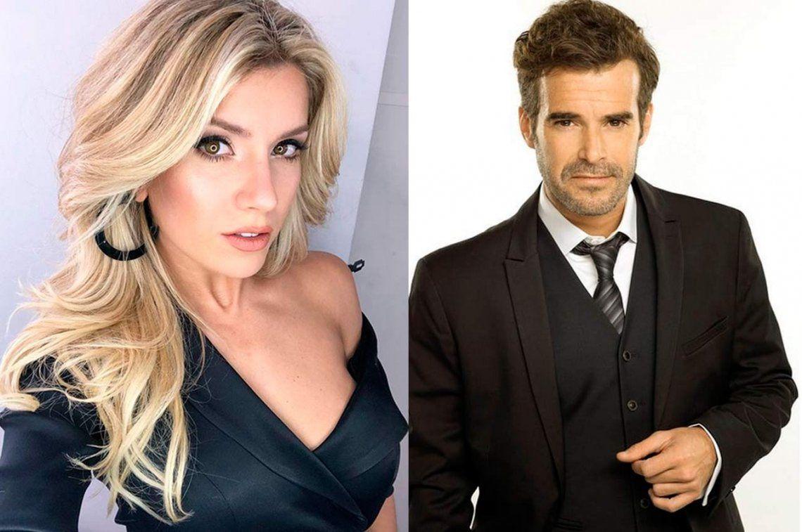 Ángel De Brito confirmó que Nicolás Cabré y Laurita Fernández son pareja