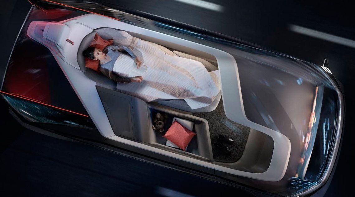 Conocé el increíble auto en el que podrás viajar durmiendo