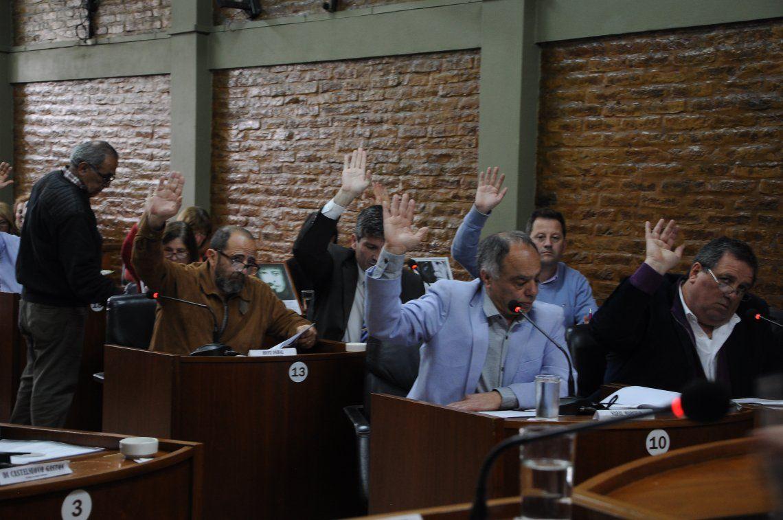 Ituzaingó: declaran la Emergencia Social en una sesión cargada de tensión