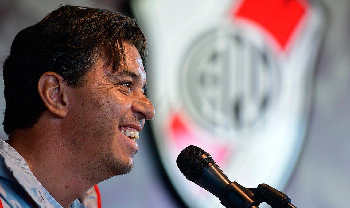 Mónaco apareció en escena e intentó contratar a Marcelo Gallardo