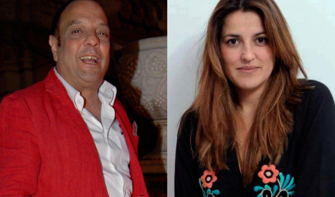 Maju Lozano a Baby Etchecopar: Si fuera varón, voy y te cag... a trompadas