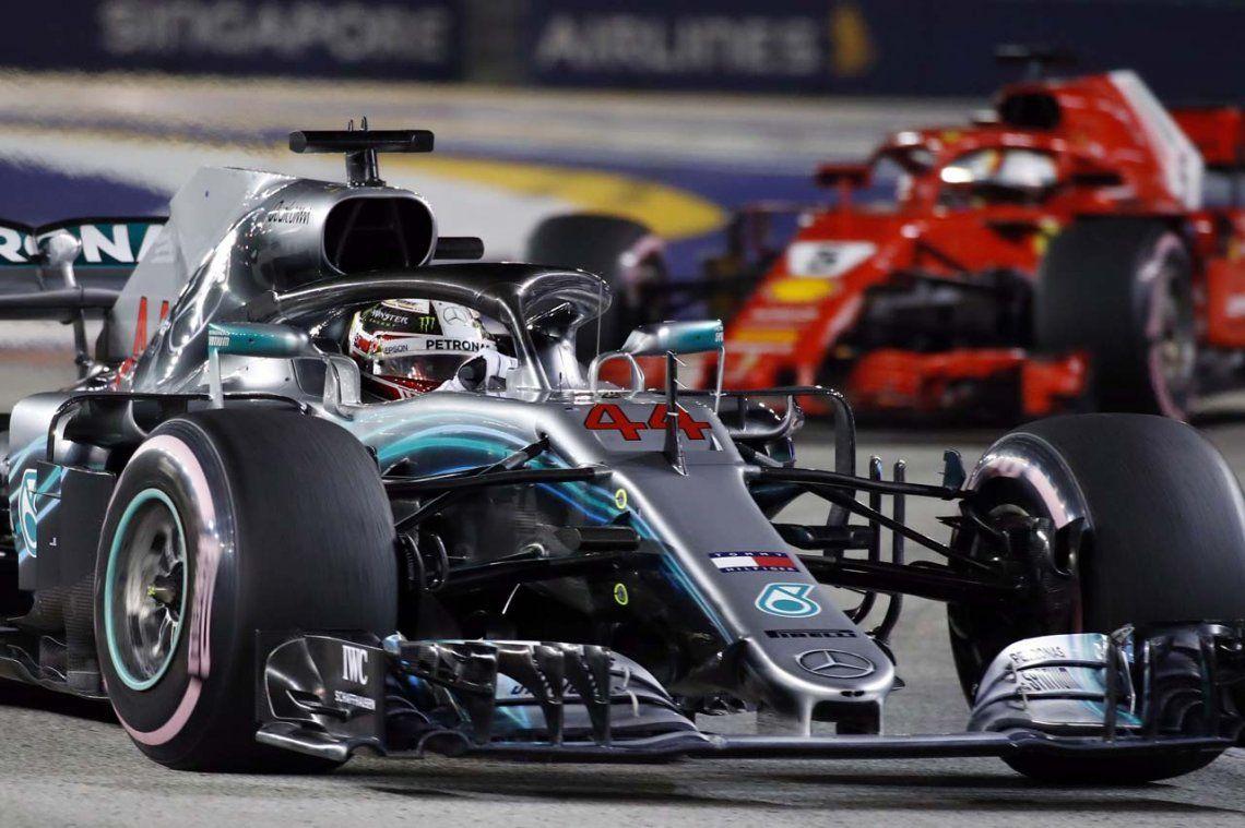 Fórmula 1:  Sergio Pérez, primer piloto positivo en coronavirus