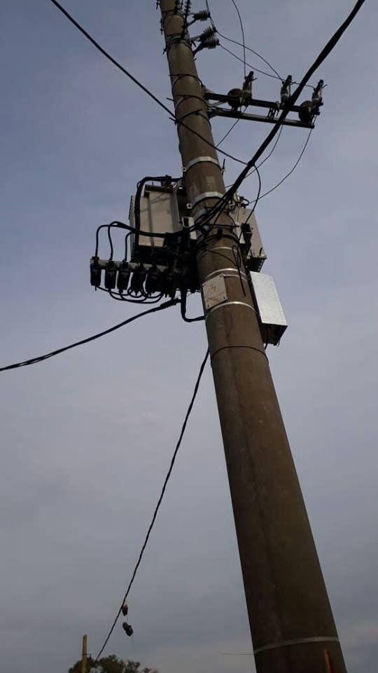Reiterados cortes de luz en el barrio 20 de Diciembre