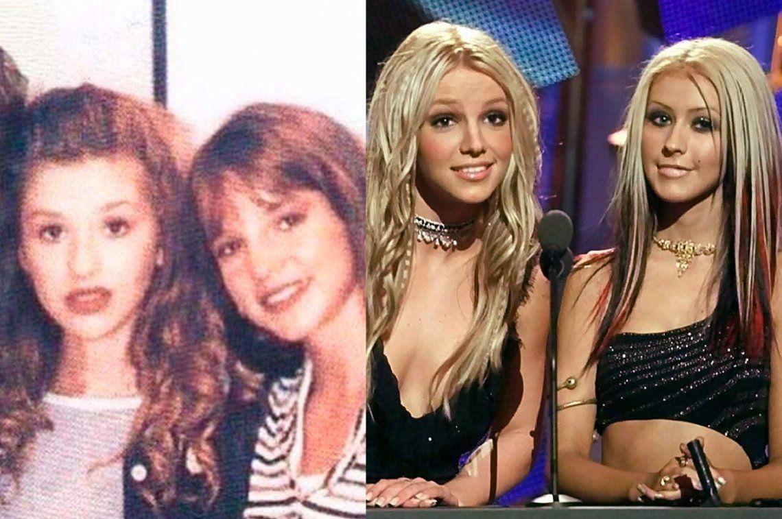 Christina Aguilera y una revelación sobre los rumores de rivalidad con Britney Spears